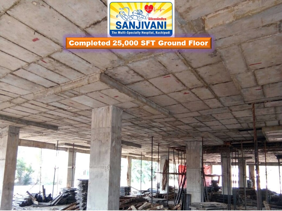 Sanjivani basement Ground